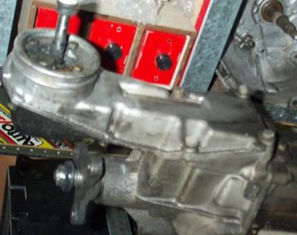 Fiat 124-131 Transmission Swap FAQ