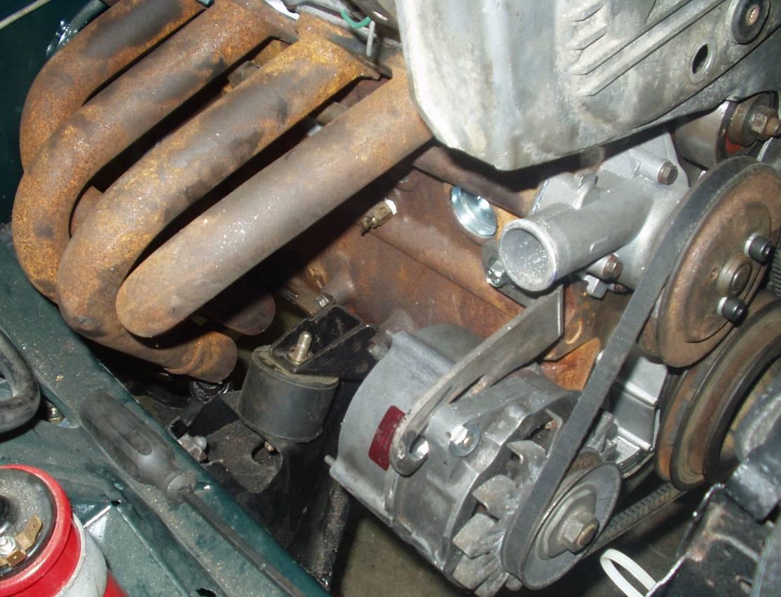 Bosch alt wiring